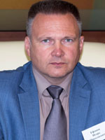Игорь Ефанов, заместитель управляющего отделением Красноярск Банка России