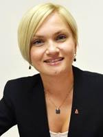 Наталья Петропавловская, руководитель по управлению комплаенс рисками, Альфа-Банк