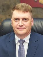 Сергей Журавлёв, управляющий Отделением Красноярск Сибирского ГУ Банка России