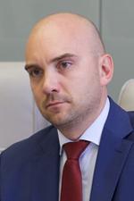 Егор Васильев, председатель комитета по бюджету и экономической политике ЗС Красноярского края